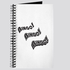 Bingo-Bingo-Bingo Journal