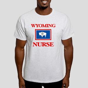 Wyoming Nurse T-Shirt