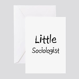 Little Sociologist Greeting Cards (Pk of 10)