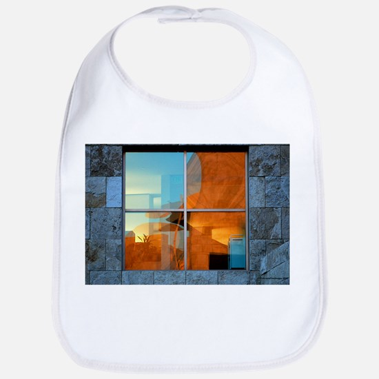 Abstract in a Window Bib