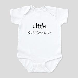 Little Social Researcher Infant Bodysuit