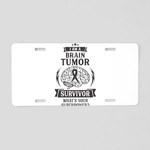 , I Am a Brain Tumor Survivor, What's Your Superpo