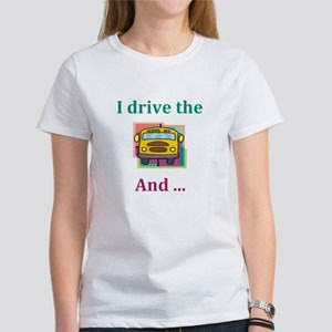 School Bus Driver Women's T-Shirt