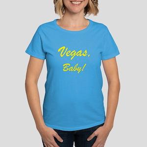 Vegas Baby Women's Dark T-Shirt