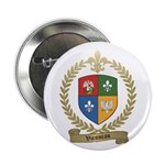 """VIENNEAU Family Crest 2.25"""" Button"""