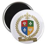 """VIENNEAU Family Crest 2.25"""" Magnet (10 pack)"""