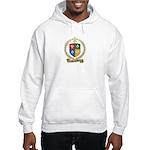 VIENNEAU Family Crest Hooded Sweatshirt