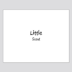 Little Scout Small Poster