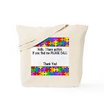 Please Call Tote Bag