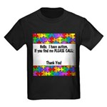 Please Call Kids Dark T-Shirt