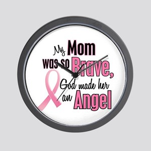 Angel 1 (Mom BC) Wall Clock
