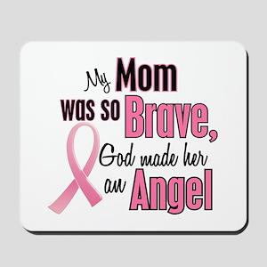 Angel 1 (Mom BC) Mousepad