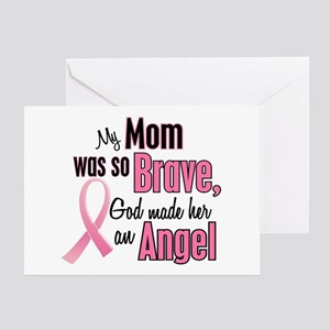 Angel 1 (Mom BC) Greeting Card