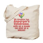 Give Us A Hand Tote Bag