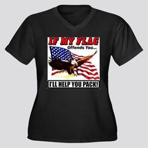 offends8 Plus Size T-Shirt