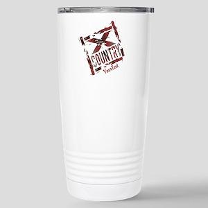 Customize - X Country Grunge Mugs