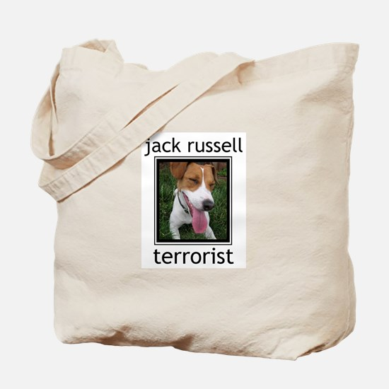 Unique Jack russell Tote Bag