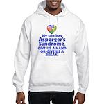 Give Us A Hand Hooded Sweatshirt