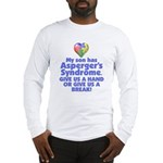Give Us A Hand Long Sleeve T-Shirt