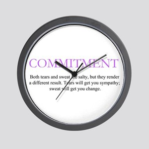 737069 Wall Clock