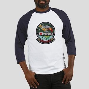 Patriot Missile Baseball Jersey