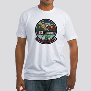 Patriot Missile Fitted T-Shirt