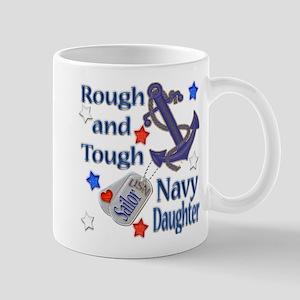 Anchor Sailor Daughter Mug