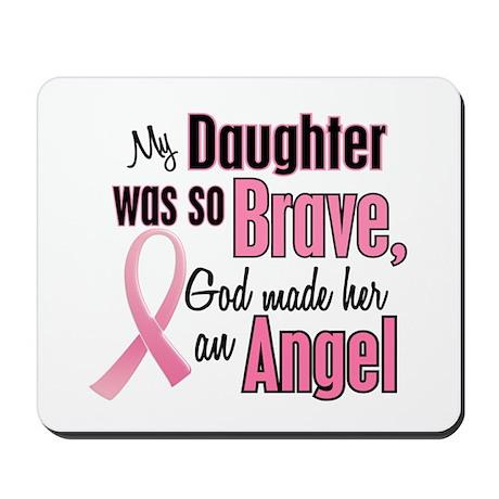Angel 1 (Daughter BC) Mousepad