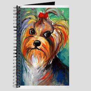 Yorkshire Terrier #1 Journal