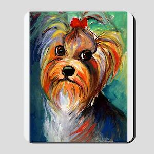 Yorkshire Terrier #1 Mousepad