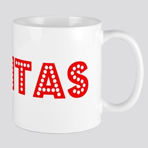 Retro Milpitas (Red) Mug