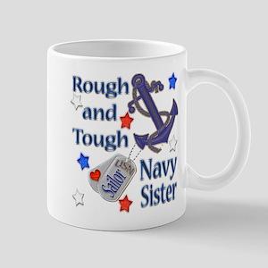 Anchor Sailor Sister Mug