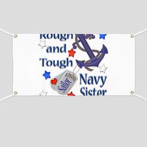 Anchor Sailor Sister Banner
