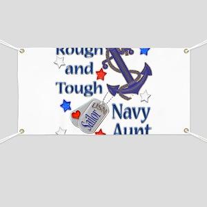Anchor Sailor Aunt Banner