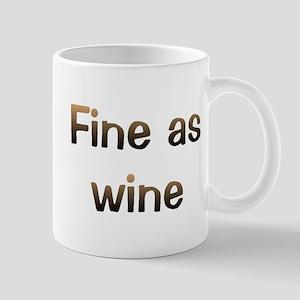CW Fine Wine Mug
