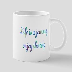 Life Journey Mug