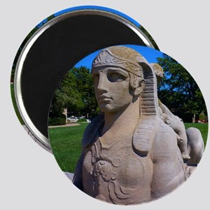 Sphinx Statue Magnets