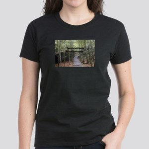 Hold Loosely Women's Dark T-Shirt