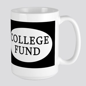 College Fund Coffee Mug Tip Jar