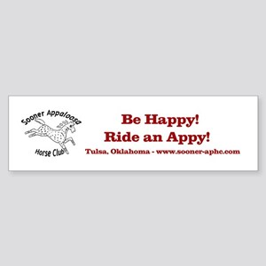 Rider Bumper Sticker
