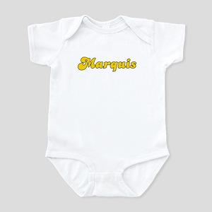 Retro Marquis (Gold) Infant Bodysuit