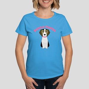 Beagle Mama Women's Dark T-Shirt