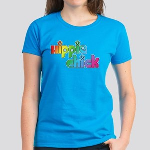 Hippie Chick Women's Dark T-Shirt
