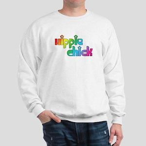 Hippie Chick Sweatshirt