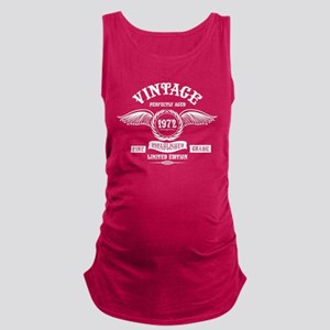 Vintage Perfectly Aged 1972 Tank Top