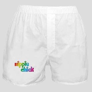 Hippie Chick Boxer Shorts
