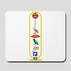Hieroglyphics Mousepad