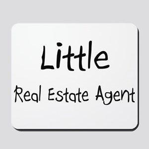 Little Real Estate Agent Mousepad