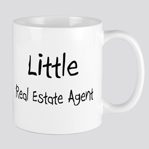 Little Real Estate Agent Mug