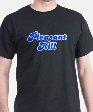 Retro Pleasant Hill (Blue) T-Shirt